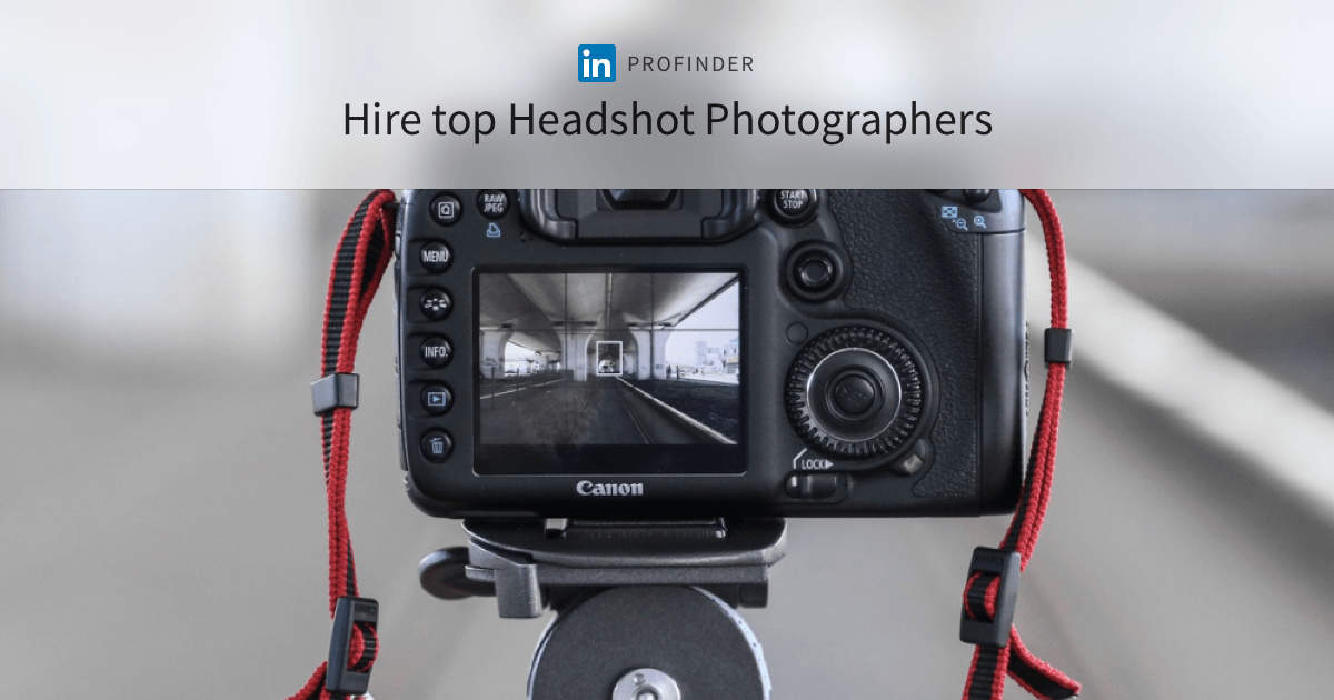 the 10 best headshot photographers near me
